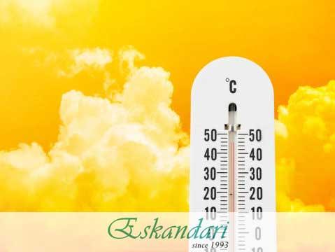ظرفیت گرمایی دستگاه های گرم کننده